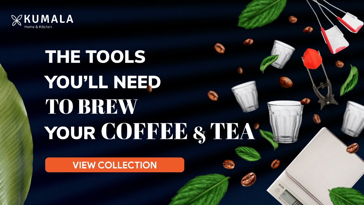 The Tools You'll Need to Brew Coffee and Tea